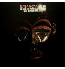 Curtis Amy & Dupree Bolton - Katanga! LP (2021 Blue Note Tone Poet Series Reissue), 180g