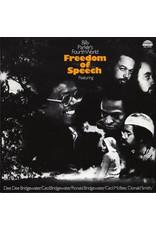 Billy Parker's Fourth World - Freedom Of Speech LP (2017 Reissue), 180g