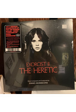 Ennio Morricone - Exorcist II: The Heretic LP (2021 Reissue), Green Marble