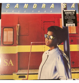 Sandra Sá - Vale Tudo LP (2021 Mr Bongo Reissue)