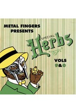 Metal Fingers - Special Herbs Vols 9&0 2LP (2020 Reissue Compilation)