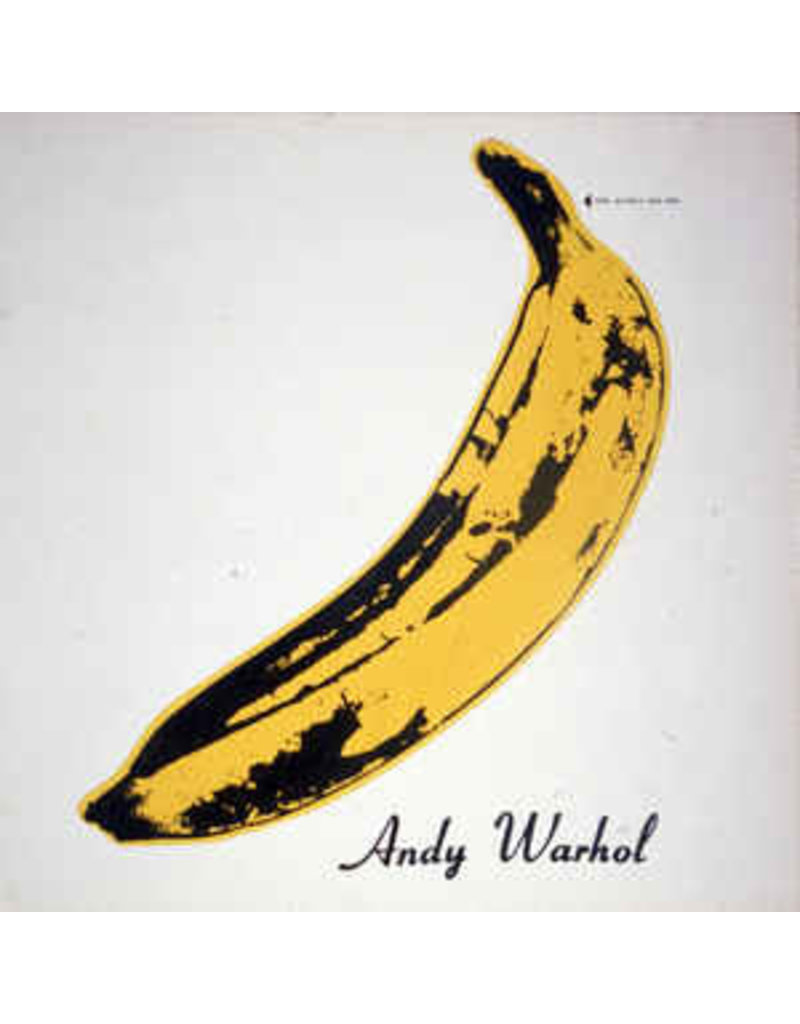 The Velvet Underground & Nico - S/T LP (2017 Reissue), Gatefold,180g