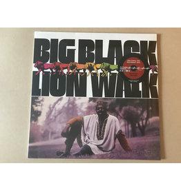Big Black - Lion Walk LP (2021), Purple Vinyl