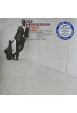 Joe Henderson - Page One LP (2021 Blue Note Reissue)