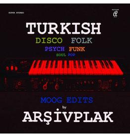 Arsivplak - Moog Edits (Turkish Disco Folk) LP (2020 Reissue)