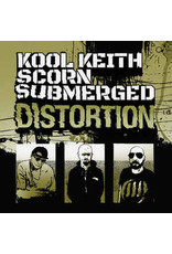 "Kool Keith + Scorn + Submerged - Distortion 12"" (2021)"