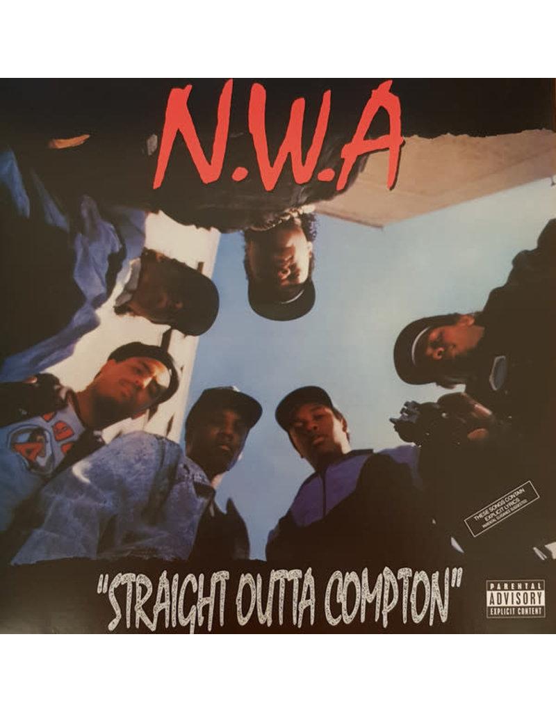 N.W.A. - Straight Outta Compton LP (2020 Reissue Repress), 180g