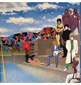 (VINTAGE) Prince And The Revolution - Around The World In A Day LP [VG] (1985, Canada)