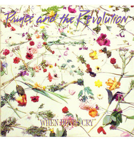 """(VINTAGE) Prince And The Revolution - When Doves Cry 12"""" [Sleeve:NM,Disc:VG+] (1984, Europe), Matte Sleeve, Top Opening"""
