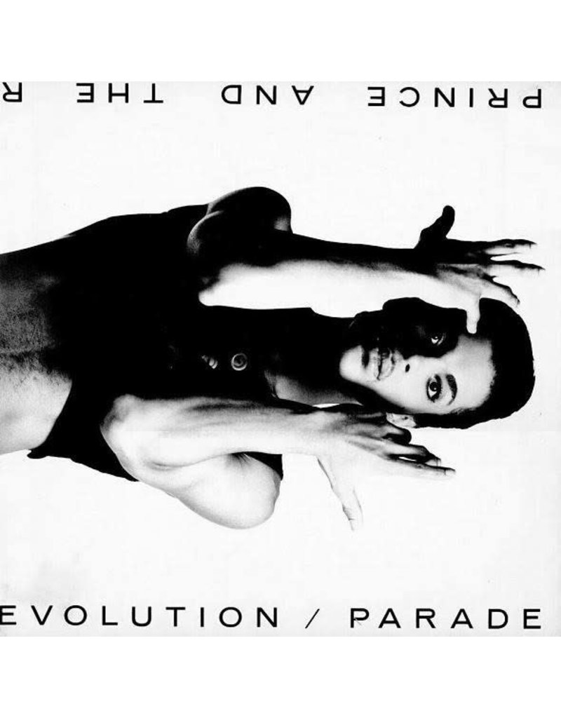 (VINTAGE) Prince And The Revolution - Parade LP [Sleeve:VG+,Disc:VG] (1986, Canada)