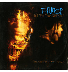 """(VINTAGE) Prince - If I Was Your Girlfriend 12"""" [NM] (1987, US)"""