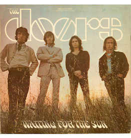 (VINTAGE) The Doors - Waiting For The Sun LP [G+] (1968,US)