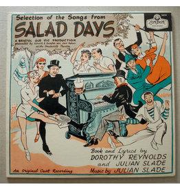 (VINTAGE) Julian Slade/Dorothy Reynolds - Salad Days LP [G+] (1962, Canada)