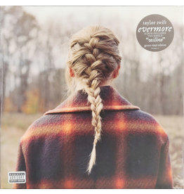 Taylor Swift - Evermore 2LP (2021), Deluxe Edition, Green