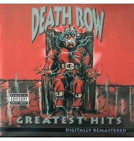 V/A - Death Row - Greatest Hits 4LP (2018 Reissue), Clear Vinyl