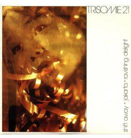 """(VINTAGE) Trisomie 21 - Shift Away ° Jakarta ° Ravishing Delight 12"""" [Cover:VG,Disc:VG+] (1987,Belgium)"""