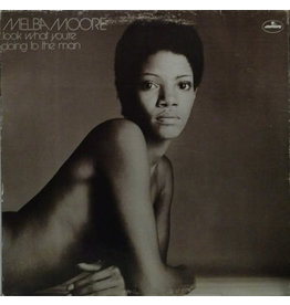 (VINTAGE) Melba Moore - Look What You're Doing To The Man LP [Cover:NM,Disc:VG+] (1971,Canada)