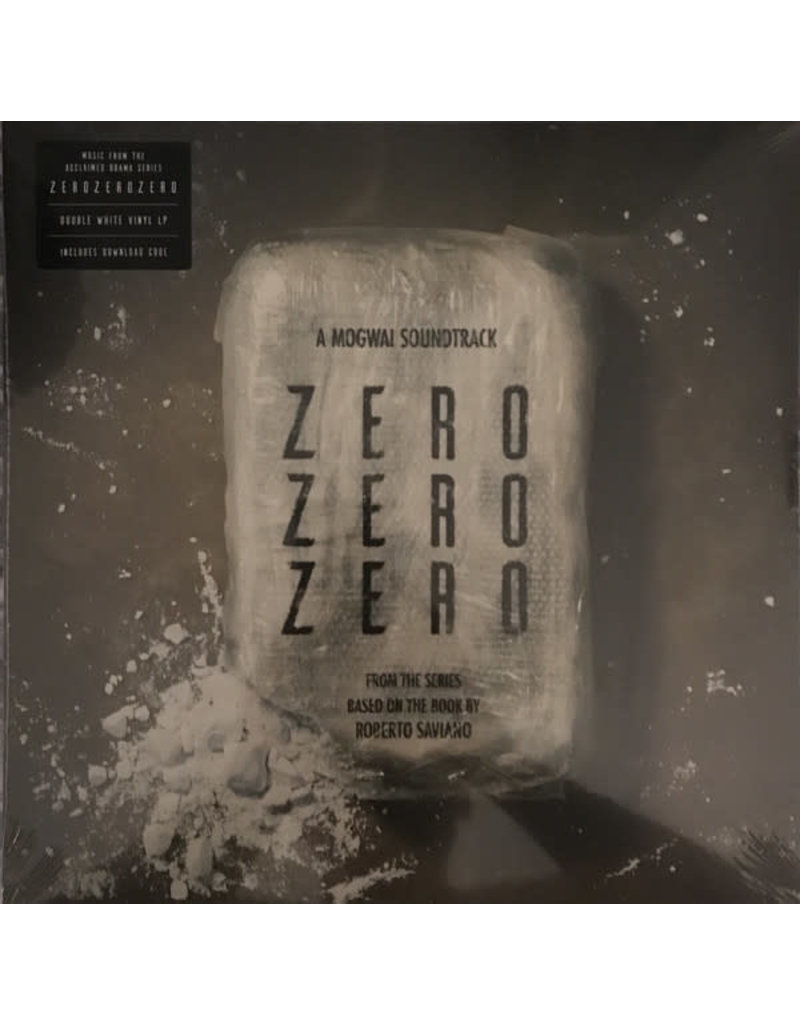 Mogwai - ZeroZeroZero (A Mogwai Soundtrack) 2LP (2021), Limited Edition, White