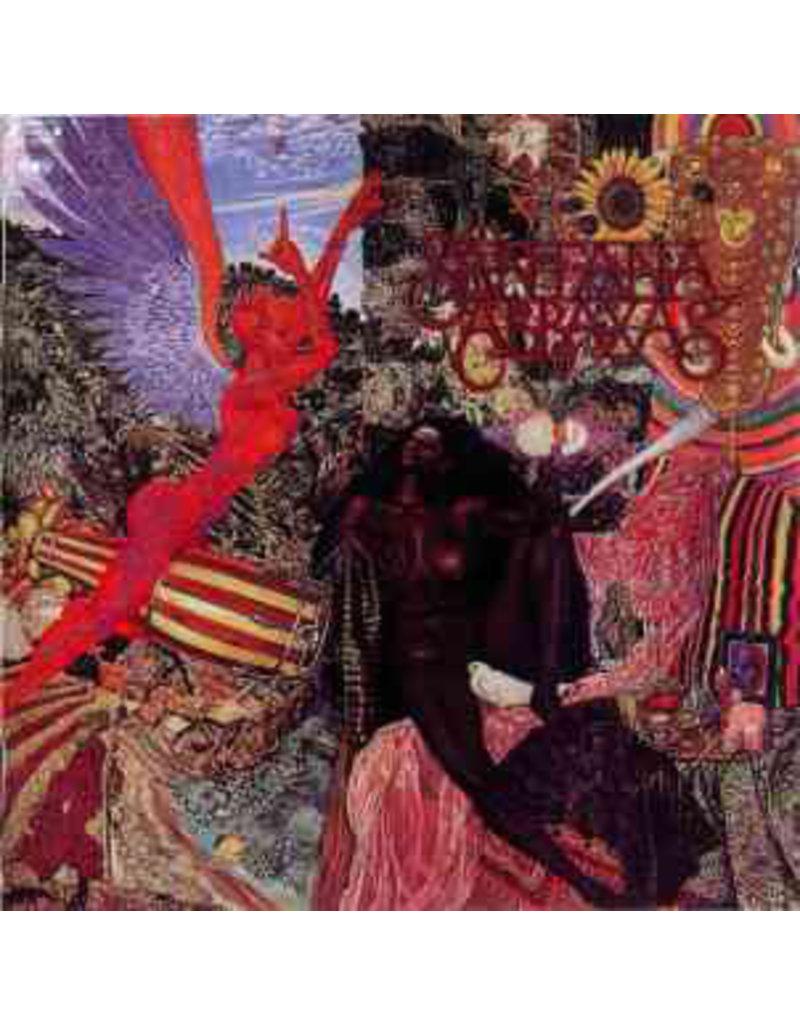 (VINTAGE) Santana - Abraxas LP [Cover:G+,Disc:VG] (Unknown Year Reissue, Canada)