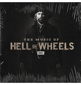 (VINTAGE)V/A - The Music Of Hell On Wheels LP [SEALED,MINT] (2017,US)