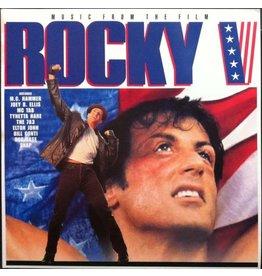 (VINTAGE) V/A - Rocky V OST LP [Cover:NM,Disc:NM](1990,UK)