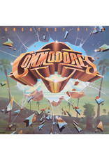 (VINTAGE) Commodores - Greatest Hits LP [SEALED,MINT,Corner Cut Promo Copy] (1978,Canada), Compilation
