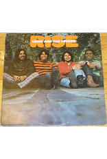 (VINTAGE) Louie And The Lovers - Rise LP [Cover:VG,Disc:VG+] (1970,Canada), Promo Punch Hole