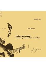 João Gilberto - O Amor, O Sorriso E A Flor LP (2021 Reissue), Clear Vinyl