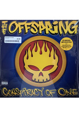 The Offspring - Conspiracy Of One LP (2020 Reissue)Yellow Transparent With Red Splatter (20th Anniversary Edition)