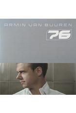 Armin van Buuren - 76 2LP (2021 Music On Vinyl Reissue), Limited 2500, Numbered, Transparent Blue Vinyl