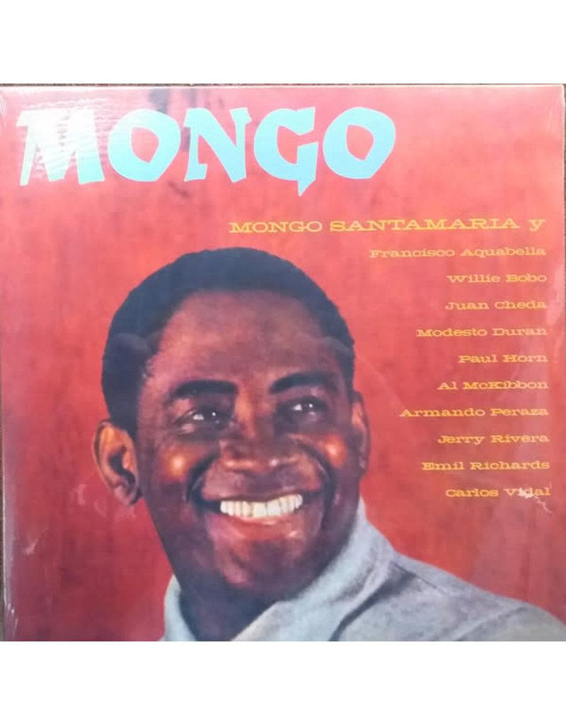 Mongo Santamaria - Mongo LP (2021 Reissue)