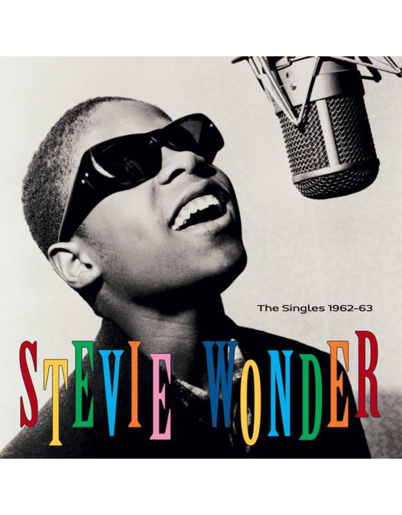 Stevie Wonder - Singles 1962-63 LP (2021 Compilation)