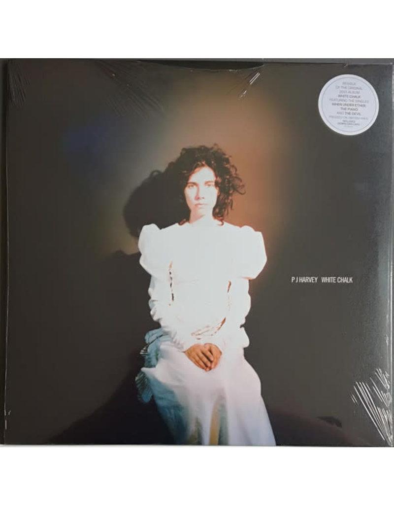 P J Harvey - White Chalk LP (2021 Reissue), 180g