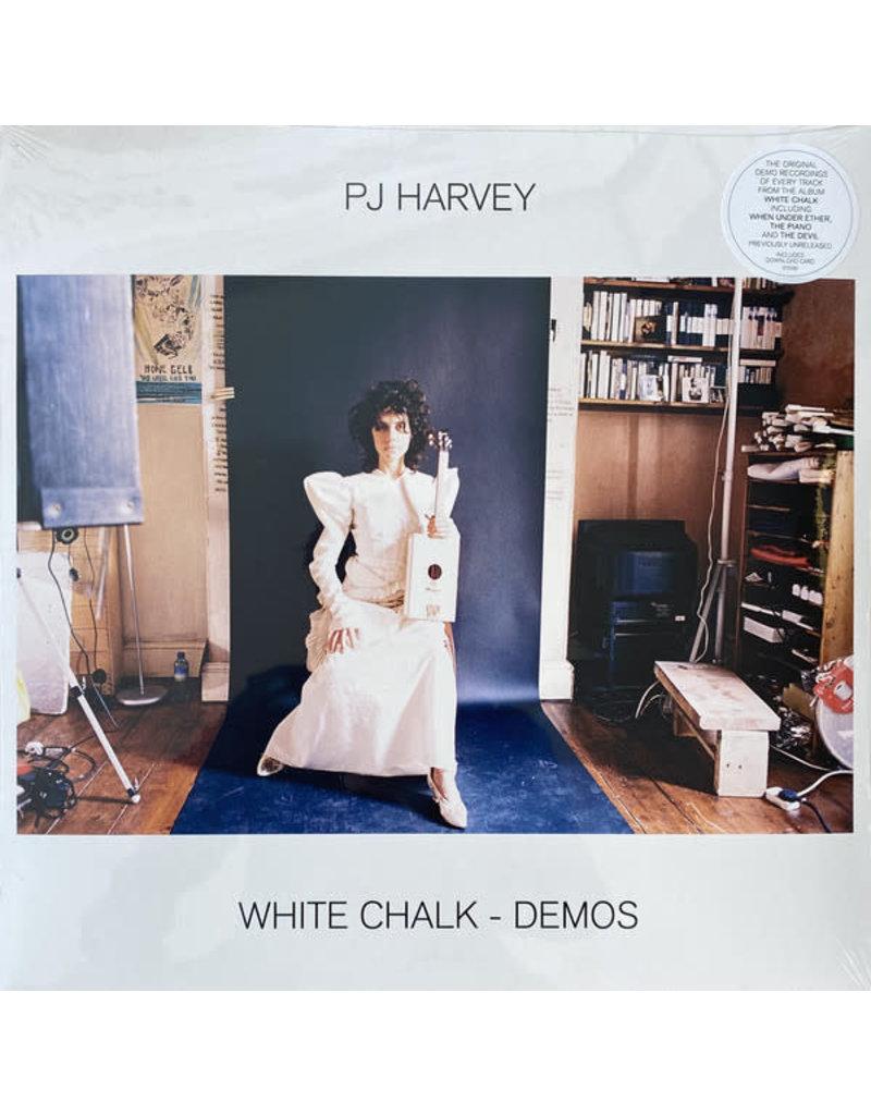 PJ Harvey - White Chalk - Demos LP (2021)