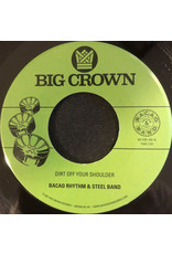 """Bacao Rhythm & Steel Band - Dirt Off Your Shoulder / I Need Somebody To Love Tonight  Bacao Rhythm & Steel Band* – Dirt Off Your Shoulder / I Need Somebody To Love Tonight 7"""" (2021)"""