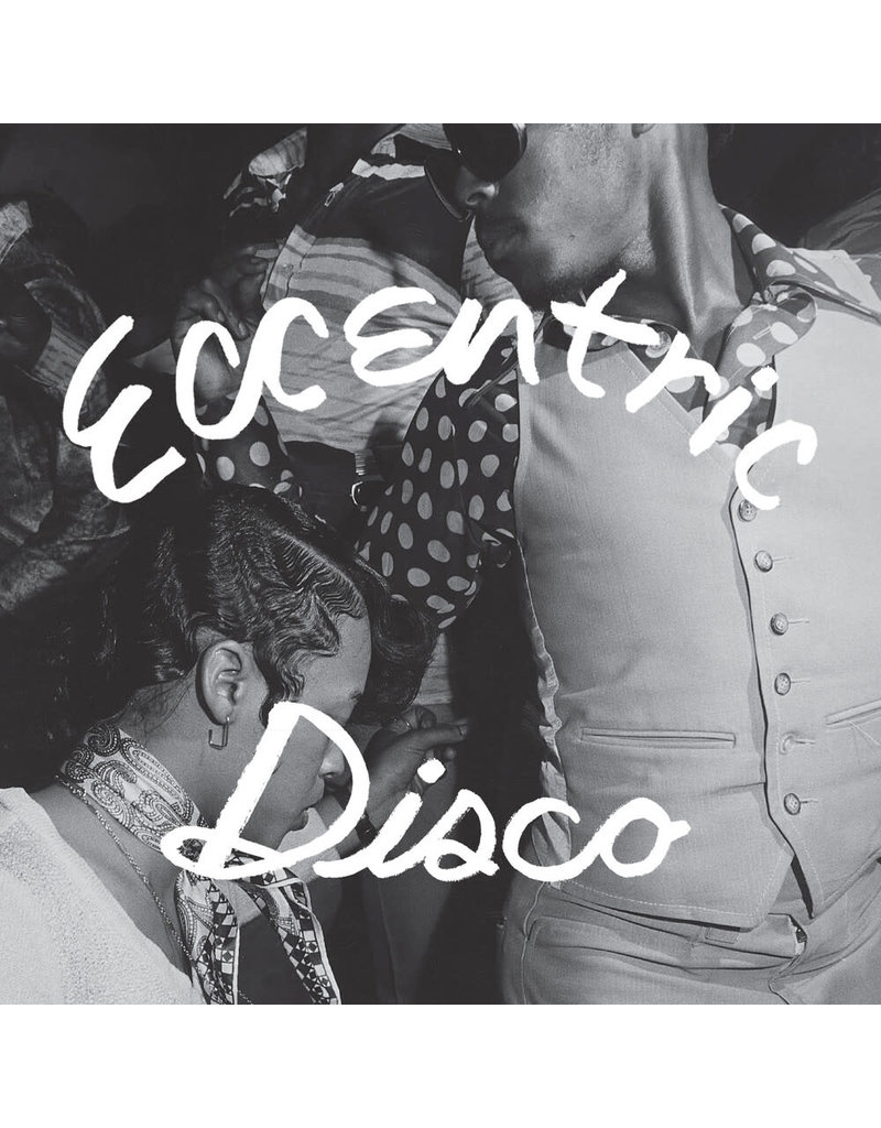 V/A - Eccentric Disco LP (2021 Compilation)