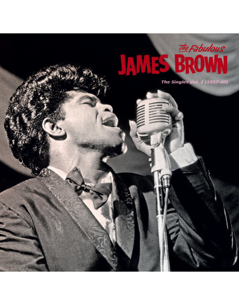 James Brown - Singles Vol.2 1957-60 LP (2021 Compilation)