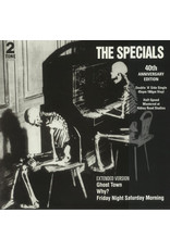 """The Specials - Ghost Town / Why? / Friday Night, Saturday Morning 12"""" (2021), Limited Edition, Half Speed Remastered"""