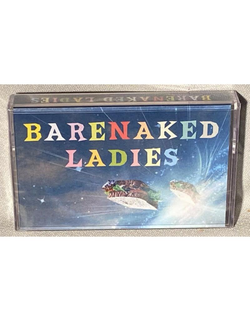 Barenaked Ladies - New Disaster/Internal Dynamite cassette