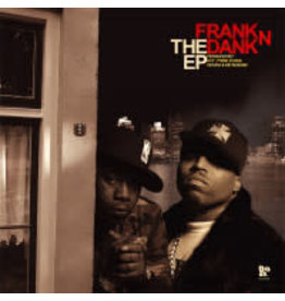 """(VINTAGE) Frank N Dank - The EP 2x12"""" [Cover:VG+,Disc1&2:VG+] (2007, Netherlands)"""