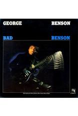(VINTAGE) George Benson - Bad Benson LP [Cover:VG+,Disc:VG] (1974,US), Santa Maria Pressing - Gatefold