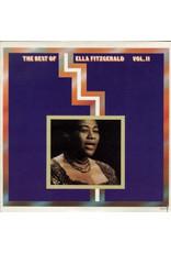 (VINTAGE) Ella Fitzgerald - The Best Of Ella Fitzgerald Vol. II 2LP [Cover:VG,Discs:VG+] (1973,US), Compilation