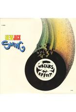 "(VINTAGE) Wrecks-N-Effect - New Jack Swing (Remixes) 12"" [Cover:VG+,Disc:NM](1989,US), Gloversville Pressing"