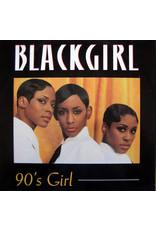 """(VINTAGE) Blackgirl - 90's Girl 12"""" [Cover:VG,Disc:VG+] (1994,US)"""