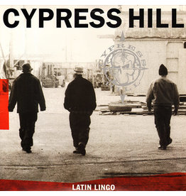 """(VINTAGE) Cypress Hill - Latin Lingo 12"""" [Cover:VG,Disc:NM](1992,US)"""