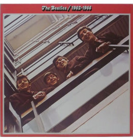 (VINTAGE) The Beatles - 1962-1966 2LP [Cover:VG,Disc:NM] (1973,Canada), Compilation