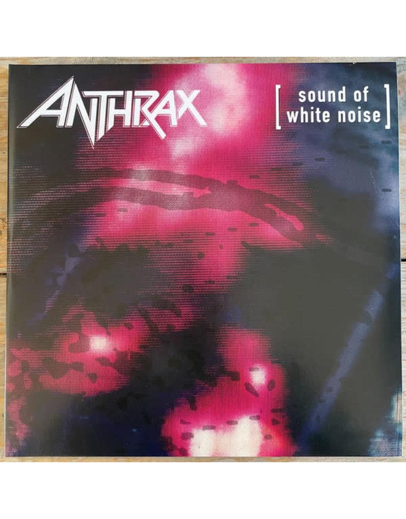 Anthrax - Sound Of White Noise 2LP (2021), White Vinyl
