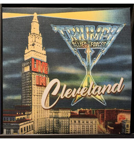 (VINTAGE) Triumph - Allied Forces 40th Anniversary Vinyl#2: Live In Cleveland 2LP [Cover:NM,Discs:NM] (2021,Canada)