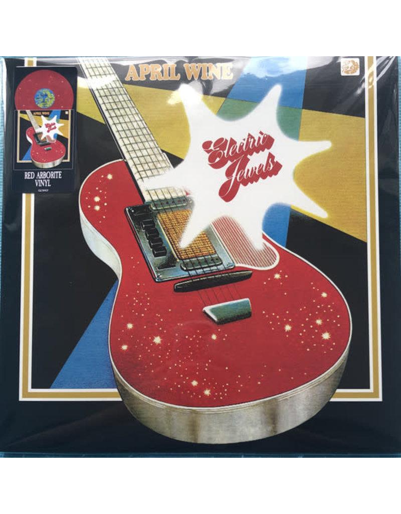 April Wine – Electric Jewels (Red Vinyl) LP