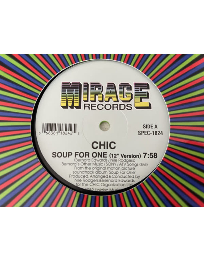 """Chic – Soup For One 12"""""""